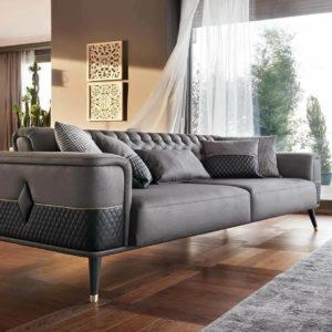 4er Long Sofa