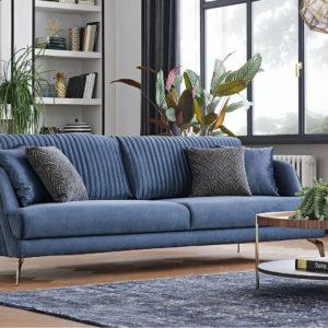 3er Sofa - Chester